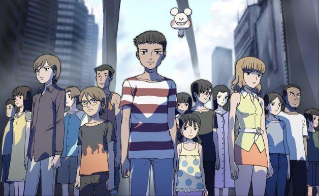 Bokurano anime series psychological