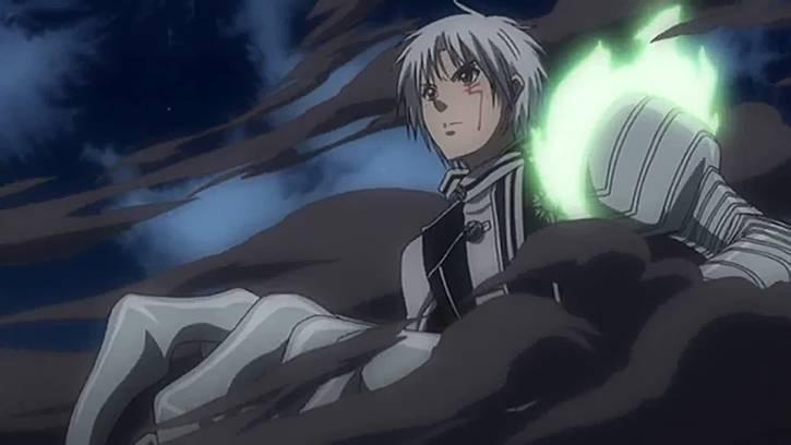 D Gray Man allen walker weapon