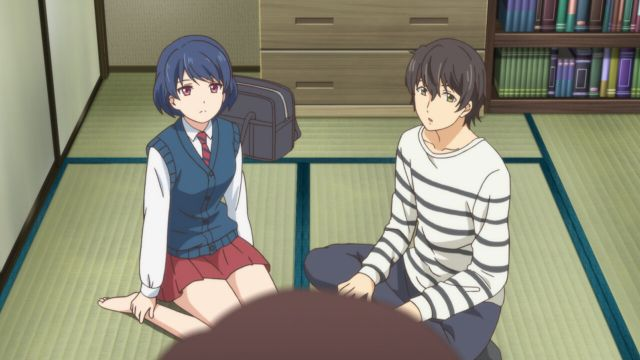 Domestic Girlfriend incest anime characters