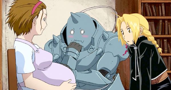 Fullmetal Alchemist funny moments brothers