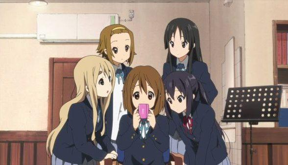 K On anime moments kawaii e1632083297234