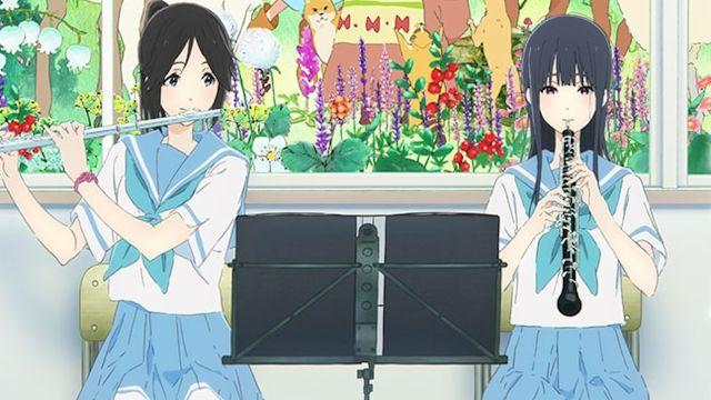 Liz and the Blue Bird anime movie