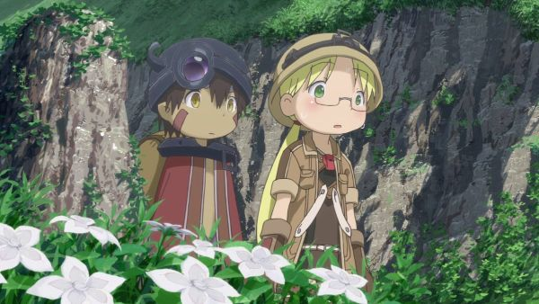 Made In Abyss S1 main characters