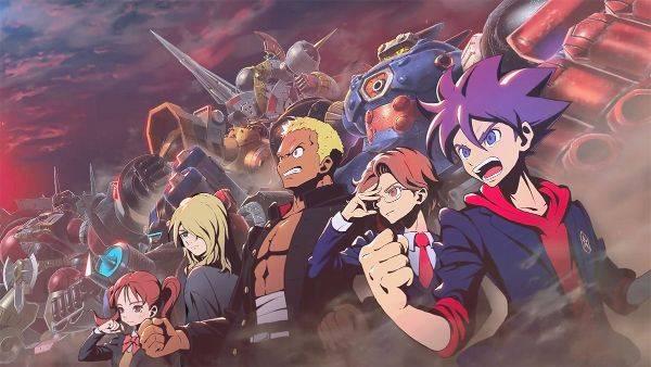 Megaton Musashi anime 2021