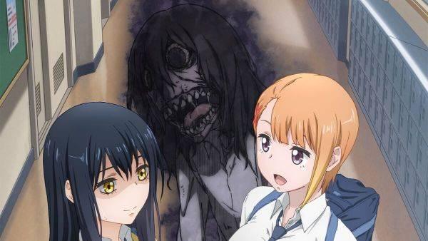 Mieruko chan anime 2021