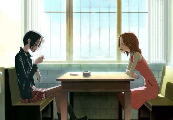 Nana anime girls main characters