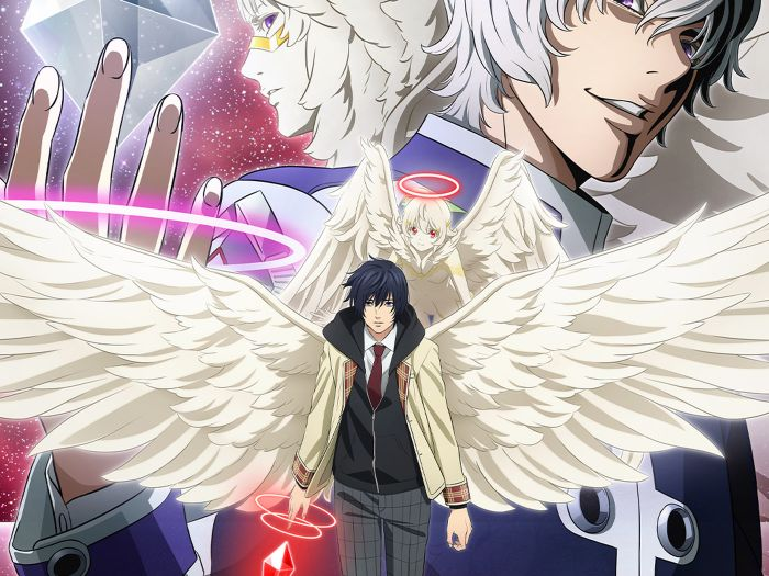 Platinum End anime 2021
