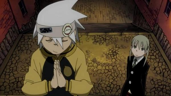 Soul Eater dual protagonists anime