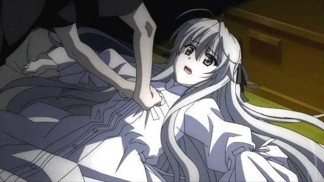Yosuga no Sora scene girl