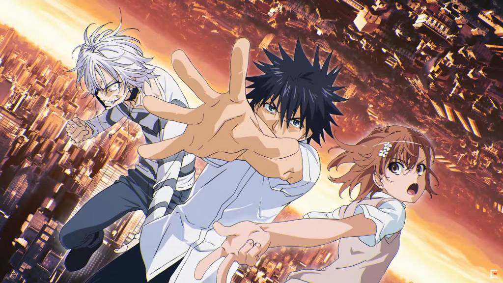 A Certain Magical Index Wallpaper Anime