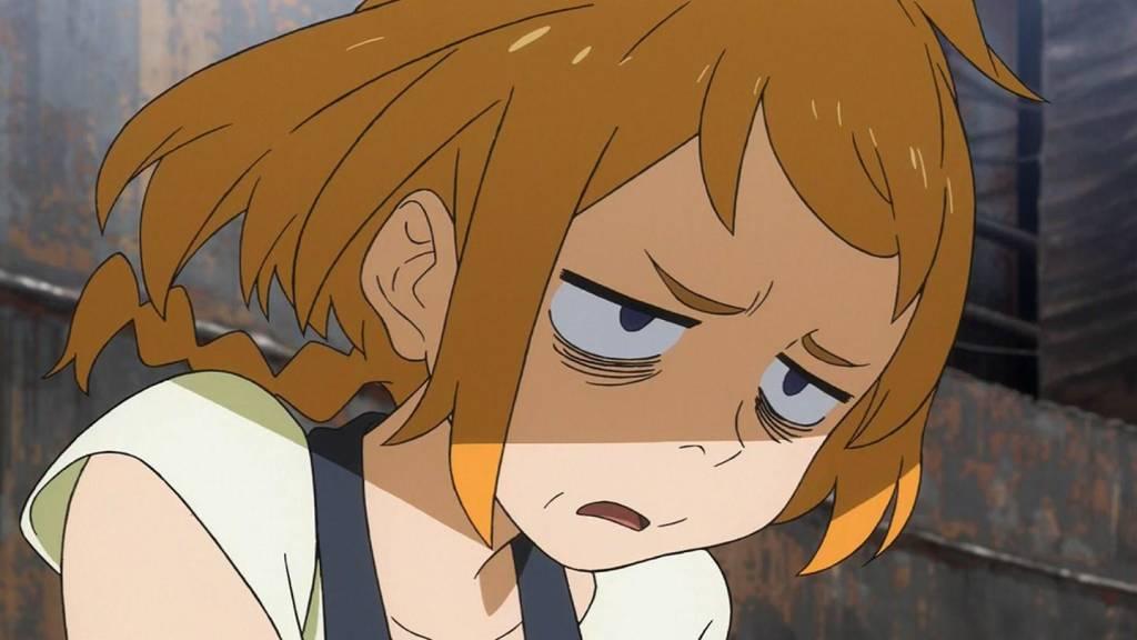 Anime Girl Disgusted Reaction