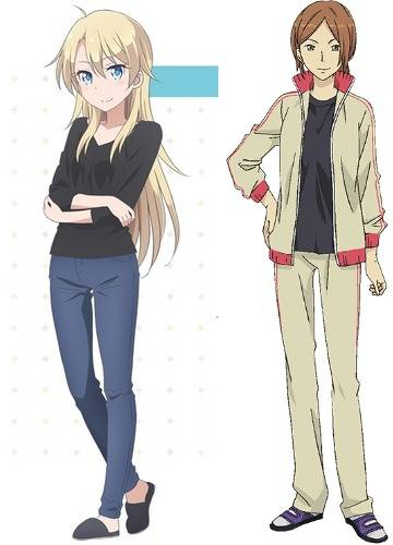 anime girls 25 years old proportions