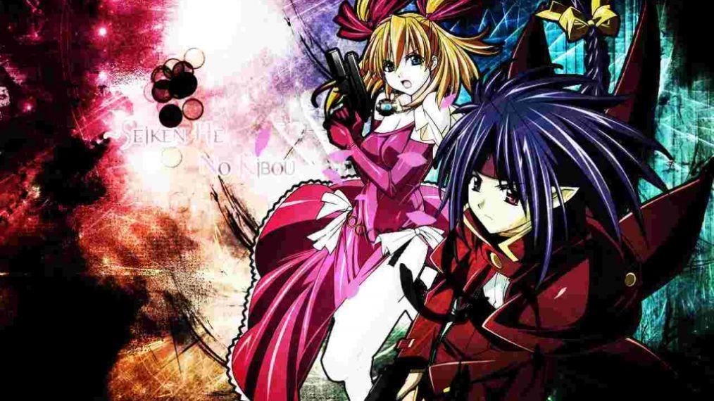 chrono crusade anime wallpaper rosette