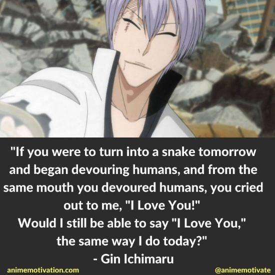 gin ichimaru quotes bleach 8