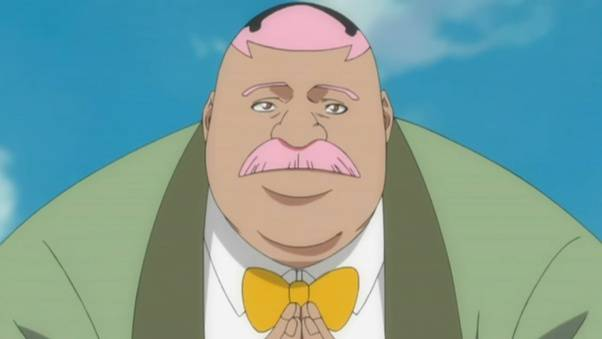 hachi bleach anime