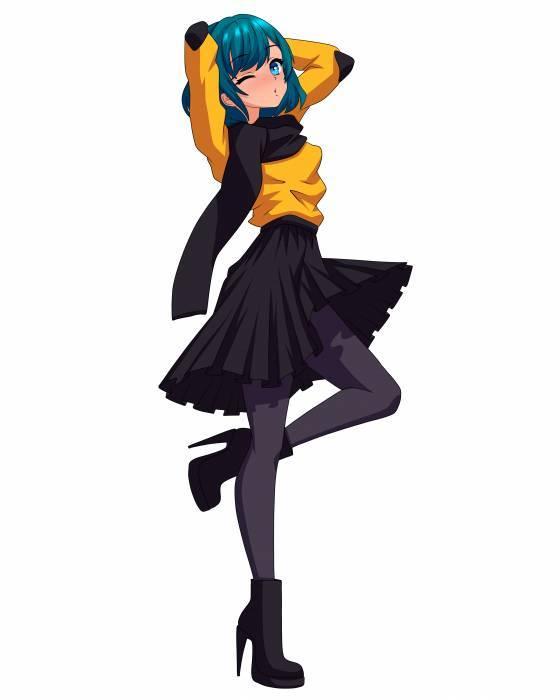 hikari yorokobi yellow black jpg