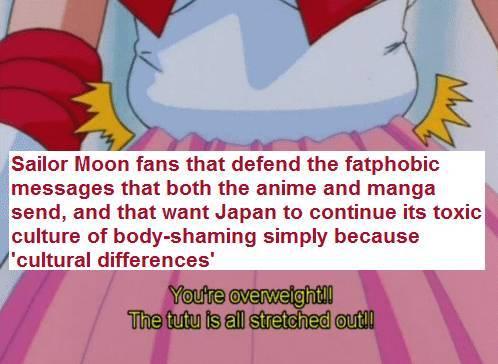 sailor moon overweight subtitles