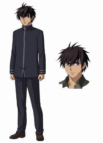 sousuke sagara typical outfit