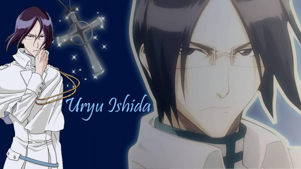 Uryu Ishida Anime Wallpaper Bleach Deviantart