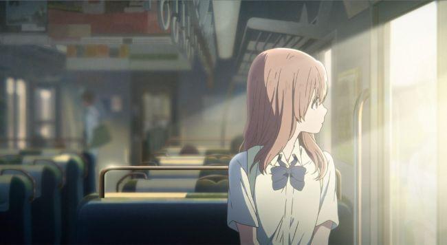 A Silent Voice shouko screenshot