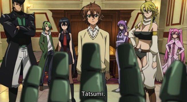 Akame Ga kill by Takahiro TATSUMI 1 e1634038493506