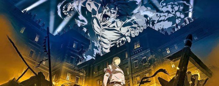 Attack of the Titans by Hajime Isayama