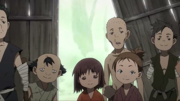 Dororo by Osamu Tezuka anime