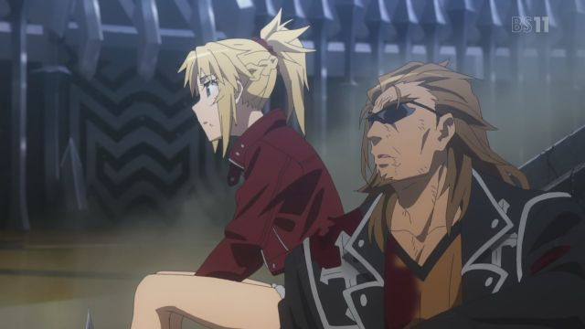Fate Apocrypha episode 23 characters