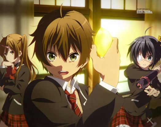 Love Chunibyo And Other Delusions screenshot characters 1
