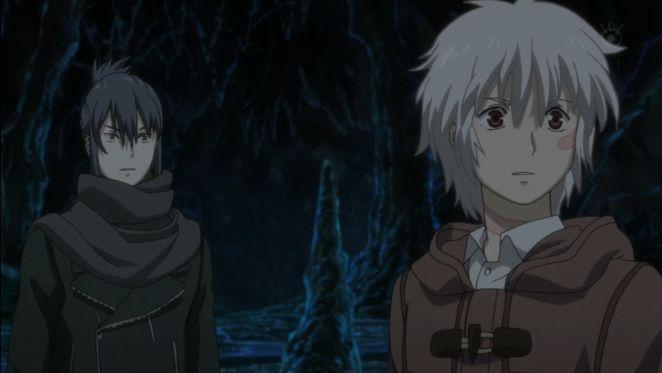 No.6 episode 8 anime