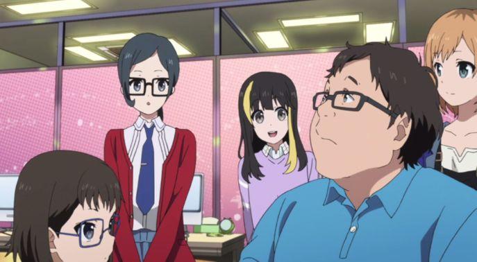 Shirobako episode 15 anime screenshot 2