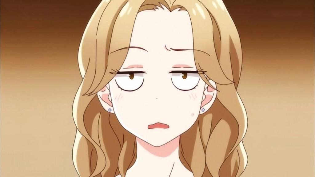 anime girl annoyed Otona nya Koi no Shikata ga Wakaranee