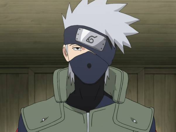 kakashi one eye
