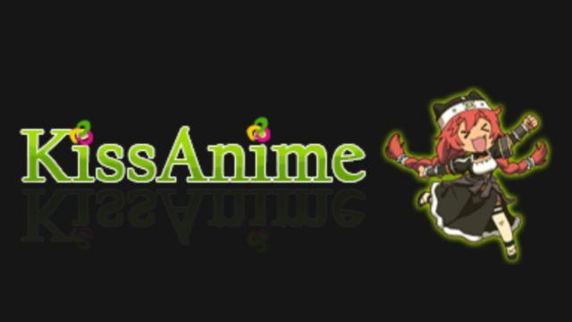 kissanime logo red hair girl 1