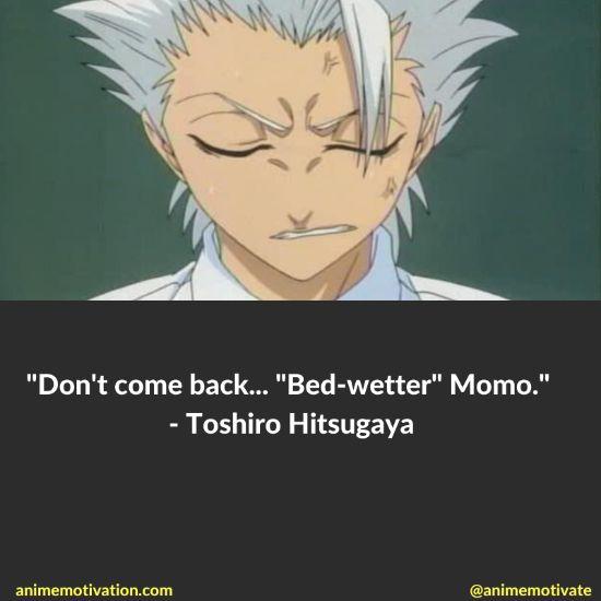 toshiro hitsugaya quotes bleach 7